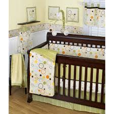 10 Piece Nursery Bedding Sets by What She Likes Brown Baby Bedding