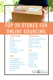 top 30 recommended retail stores for online sourcing in 2016 the