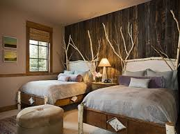 Accent Wall Ideas Bedroom Bedroom Likeable Black Accents Wall Background Color With