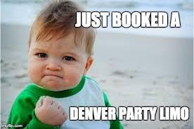 Denver Meme - denver limo denver party bus and limo services in colorado