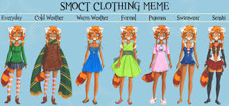 Meme Clothing - qdc firefox clothing meme by gorgeouspixie on deviantart