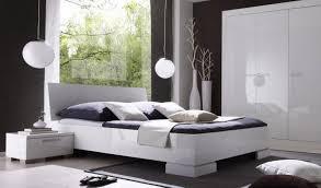 ensemble de chambre chambre à coucher lit 160x200 cm lys