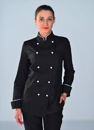 vetement cuisine femme veste de cuisine et blanche pour femme vestes de cuisine