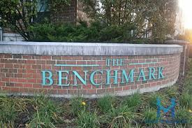 benchmark in palatine illinois at 132 w johnson 133 w palatine
