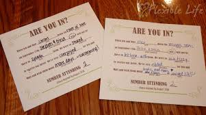 Response Card Wording Our Diy Mad Libs Style Wedding Rsvp Invitiation Card A Flexible Life