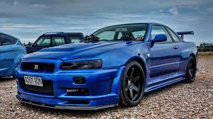 cars nissan skyline r34 gtr wallpapers wallpaper cave