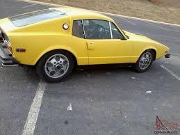 rare sports cars sonnett iii 1974 sports car rare vintage