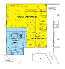Laboratory Floor Plan Capital Campaign Community Memorial Hospital 208 N Columbus