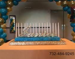 sweet 16 candelabra sweet 16 candelabra diy wooden name sign sweet sixteen candle