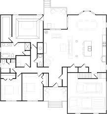 Georgetown Floor Plan Saddlehorn Rural Living Neighborhood Setting