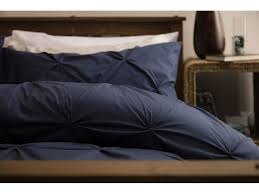 harlow navy duvet cover sets