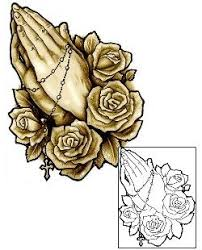 i m not much into praying tattoos but this one is pretty