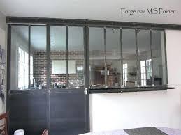 cloison vitree cuisine cloison vitree cuisine salon cloison sacparation cuisine salon