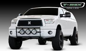 toyota tundra accessories 2010 t rex toyota tundra x metal series studded grille all