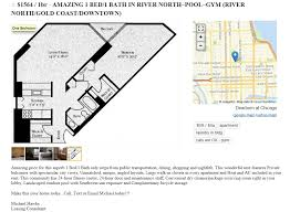 Map River North Chicago by River North Apartment Shootout U2013 Chicagoland Property Group Vs