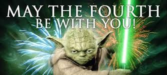 Star Wars Day Meme - happy star wars day lindsey clarke