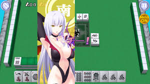 mahjong pretty girls battle is authentic mahjong but with