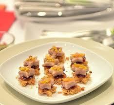 cuisiner boudin blanc toasts boudin blanc et confit d oignons recettes de cuisine
