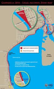 Map Of Pinellas County Florida by Gasparilla Wet Zone Map