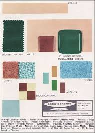 Bathroom Color Scheme by 59 Best Vintage Color Schemes Images On Pinterest Colour Schemes