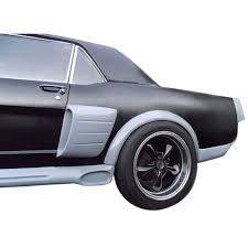 mustang eleanor parts mustang kit with eleanor fiberglass unpainted fastback