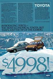vintage toyota 4x4 28 best vintage toyota ads images on pinterest car advertising
