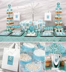 Tiffany Blue Baby Shower Cake - wonderful tiffany blue decorations for baby shower 33 for baby