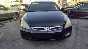 2006 black honda accord 2006 honda accord in florida for sale 128 used cars from 3 997