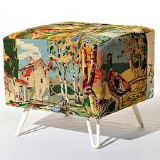 417 best upcycle vintage needlepoint tapestry images on