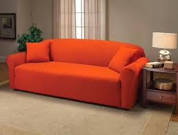 Orange Leather Chair Orange Sofas Home Interior Minimalis T Tech Co
