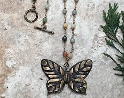 fine chain pendant necklace images Fine chain necklace etsy jpg