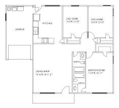 one floor house plans pleasant design one floor house plans 3 bedrooms 14 single story