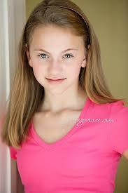 preteen girl modeling headshots teens girls julia gerace photography