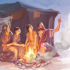 jacob and esau and the inheritance children u0027s bible lessons