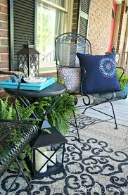 Summer Porch Decor by Front Porch Decor Decorating Ideas Living Room Ideas