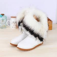 s boots with fur white boots s shoes mount mercy