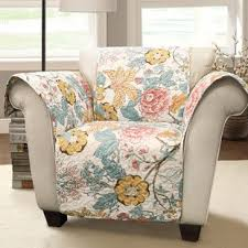 slipcovers for chairs with arms 2018 best brand t cushion arm chair slipcover byred barrel studio