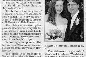 Newspaper Wedding Program 24 Entertaining Wedding Reception Games Everafterguide
