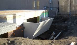 Basement Window Well Drainage by Basement Window Well Construction X X Us 2017