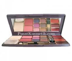 Daftar Perlengkapan Make Up Wardah mirabella make up kit i