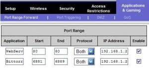 auto port forward port forwarding dd wrt wiki