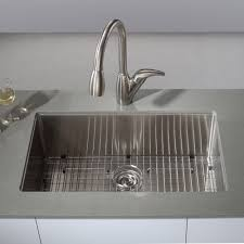 Best Gauge For Kitchen Sink by Stainless Steel Kitchen Sink Ideas 7990 Baytownkitchen