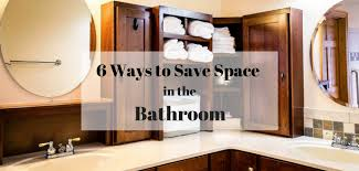 bathroom space saving ideas 6 space savers for small bathrooms space saving bathroom ideas