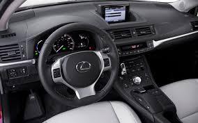lexus hybrid hatchback ct200h 2011 lexus ct 200h first test motor trend
