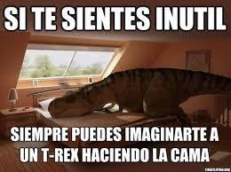 t rex meme tumblr