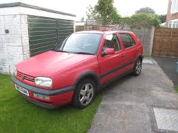 volkswagen hatchback 1995 used 1995 volkswagen golf gti mk3 mk4 gti 16v for sale in