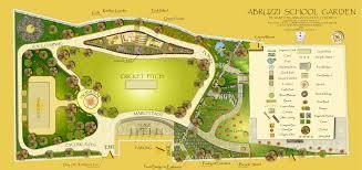 Ideas For School Gardens Summer Volunteers Abruzzi School Garden