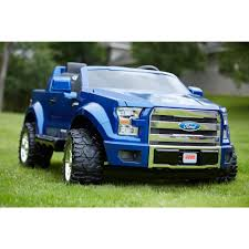 Ford F150 Truck Rims - power wheels ford f 150 12 volt battery powered ride on walmart com