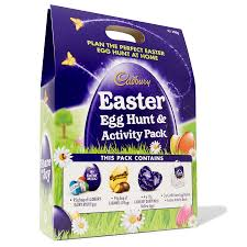 cadbury easter egg hunt and activity pack from kmart garden city