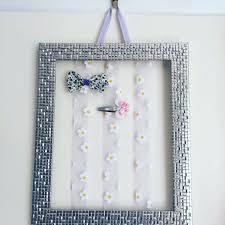 hair clip holder the 25 best barrette holder ideas on hair bow holders